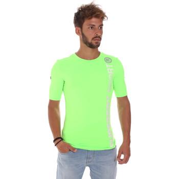 Vêtements Homme T-shirts manches courtes Superdry M10504POF1 Vert