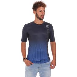 Vêtements Homme T-shirts manches courtes Superdry M10504POF1 Bleu
