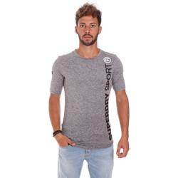 Vêtements Homme T-shirts manches courtes Superdry M10504POF1 Gris