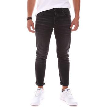 Vêtements Homme Jeans slim Antony Morato MMDT00226 FA750235 Noir