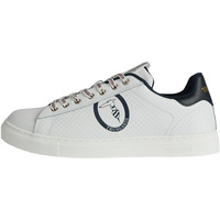 Chaussures Homme Baskets basses Trussardi 77A00343-9Y099998 Blanc