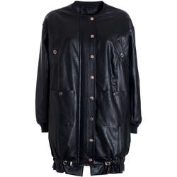 Vêtements Femme Vestes Fracomina F321WJ3003E40201 Noir