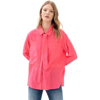 Vêtements Femme Chemises / Chemisiers Fracomina F321WT6001W41801 Rose