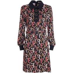 Vêtements Femme Robes courtes Fracomina FR21WD1015W426N4 Noir
