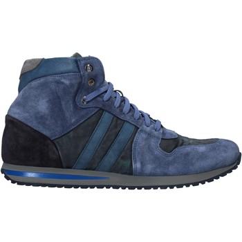 Chaussures Homme Baskets montantes Rogers 02 Bleu