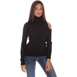 Vêtements Femme Pulls Fracomina FR21WT7034K45901 Noir