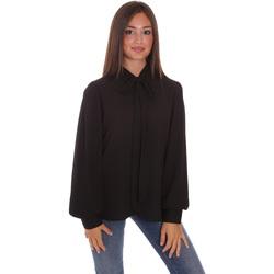Vêtements Femme Chemises / Chemisiers Fracomina F321WT6004W41201 Noir