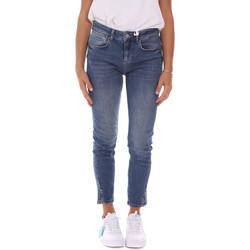 Vêtements Femme Jeans Fracomina FP21WV9002D40102 Bleu