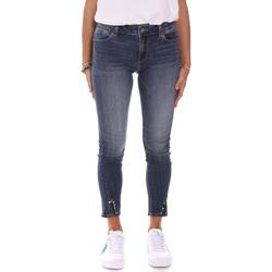Vêtements Femme Jeans Fracomina FP21WV9002D40193 Bleu