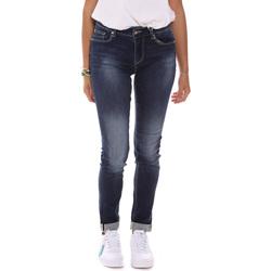 Vêtements Femme Jeans Fracomina FP21WV1001D40801 Bleu