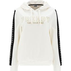 Vêtements Femme Sweats Freddy F1WCLS4 Blanc