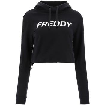 Vêtements Femme Sweats Freddy F1WFTS3 Noir