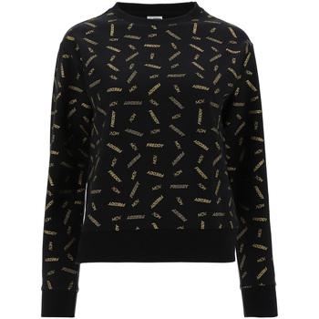 Vêtements Femme Sweats Freddy F1WFTS7C Noir
