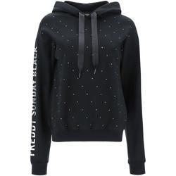 Vêtements Femme Sweats Freddy F1WSDS26C Noir