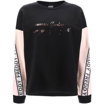 Vêtements Femme Sweats Freddy F1WSDS4 Noir