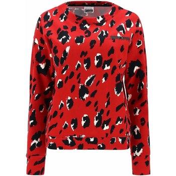 Vêtements Femme Sweats Freddy F1WSLS6C Rouge