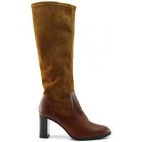 Chaussures Femme Bottes Brunate 78508 Marron