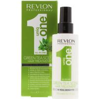 Beauté Femme Soins cheveux Revlon Sweats & Polaires One UNIQ ONE - Thé Vert  150ml Autres