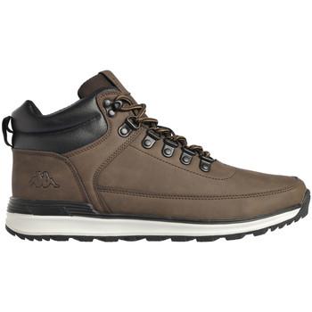 Chaussures Homme Baskets montantes Kappa MONSI Marron