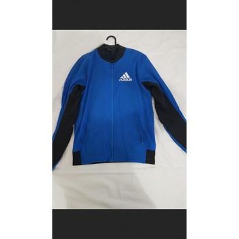 Vêtements Homme Vestes de survêtement adidas Originals Adidas veste Bleu