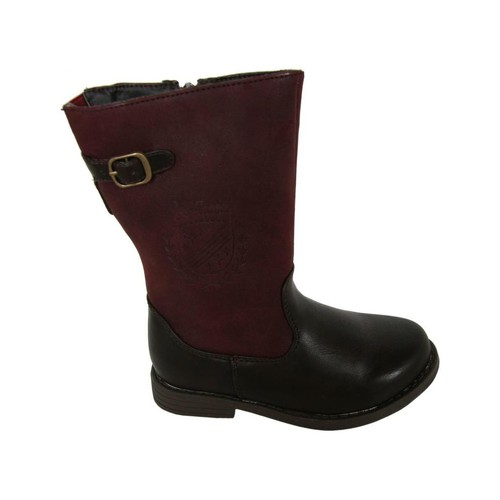 Chaussures Fille Boots K-Tinni KAT5017-LM Rojo