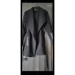 Vêtements Femme Manteaux Vero Moda Manteau vero moda Noir