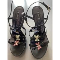 Chaussures Femme Sandales et Nu-pieds Barachini Sandales habillées Noir