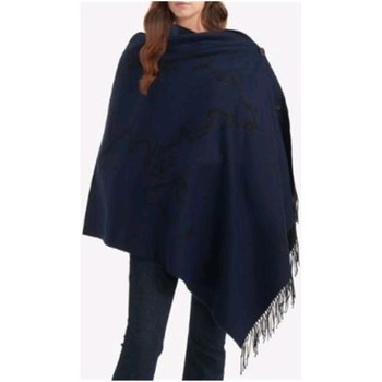 Accessoires textile Femme Echarpes / Etoles / Foulards Alviero Martini S001/PIAN Bleu