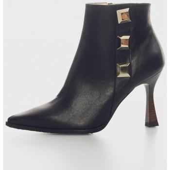 Chaussures Femme Bottines Lodi MOLOCO Noir
