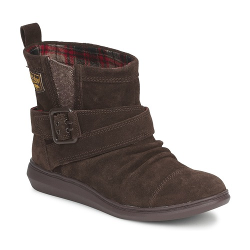 Chaussures Femme Boots Rocket Dog MINT Marron