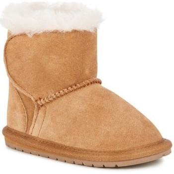 Chaussures Enfant Bottes de neige EMU Toddle Chestnut Marron