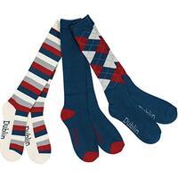 Accessoires Chaussettes Dublin  Bleu marine / rouge / blanc