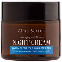 Beauté Anti-Age & Anti-rides Alma Secret Night Cream Multi-reparadora Antiendad Pieles Mixtas