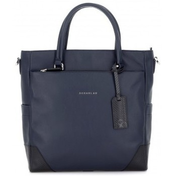 Sacs Femme Cabas / Sacs shopping Scharlau km 7 Bleu