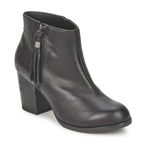 Chaussures Femme Bottines Dune London NOD BLACK
