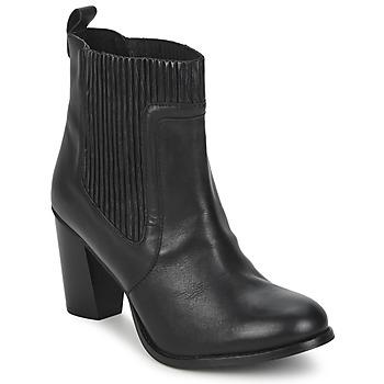 Bottines / Boots Dune NATTIES BLACK 350x350