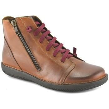 Chaussures Femme Boots Boleta  Marron