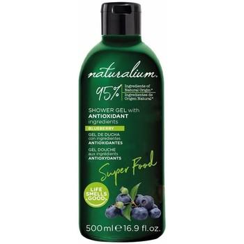 Beauté Produits bains Naturalium Super Food Blueberry Antioxidant Shower Gel