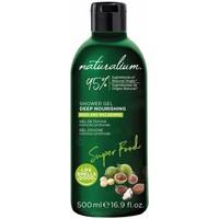 Beauté Produits bains Naturalium Super Food Macadamia Nourishing Shower Gel