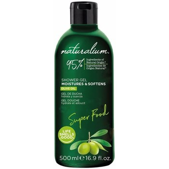Beauté Produits bains Naturalium Super Food Olive Oil Moisture Shower Gel