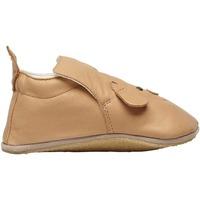 Chaussures Enfant Chaussons bébés Naturino DLIN-chaussons bébé à patch chien marron