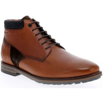 Chaussures Homme Boots Le Formier GUILLOM BRANDY