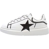 Chaussures Garçon Baskets basses Shop Art - Sneaker bianco SAG80314 BIANCO