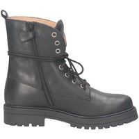 Chaussures Fille Bottines Dianetti Made In Italy I9988 Bottes Enfant Noir