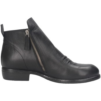Chaussures Femme Boots Hersuade 3509 Ankle Femme Noir