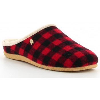 Chaussures Homme Chaussons Hot Potatoes TIJVIN 61077 rouge