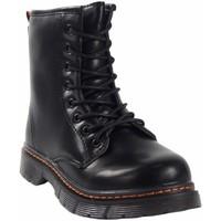 Chaussures Fille Boots Bubble Bobble a3156 noir Noir