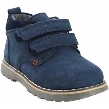 Chaussures Garçon Boots Bubble Bobble a2635 bleu Bleu
