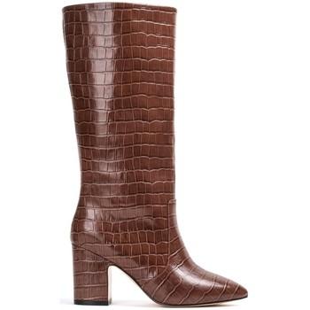 Chaussures Femme Bottes ville Suncoo Botte Hildie Marron Marron
