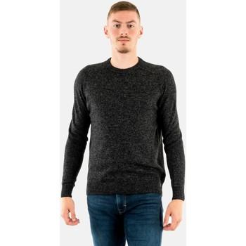 Vêtements Homme Pulls Superdry m6110325a v6k magma black twist noir